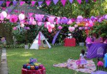 petrecere in gradina